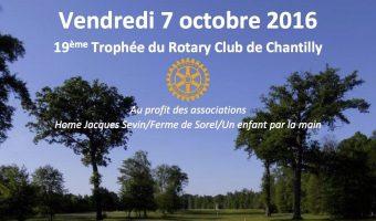 19e Trophée Golf